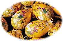 Easter Eggs  (Image licensed from the Microsoft Office Clip Art Gallery.)